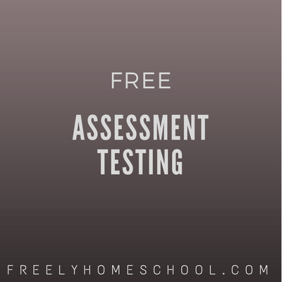 Free Assessment Testing