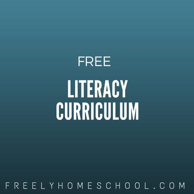 free literacy curriculum