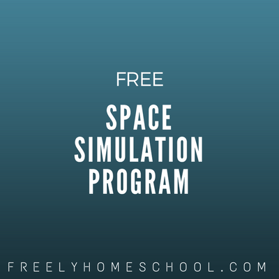 Free Space Simulation Program