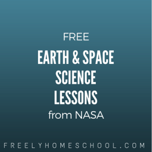free Earth and Space Science lessons