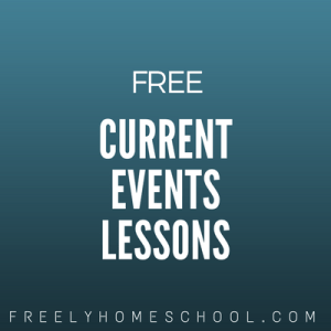 free current events lessons