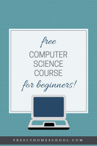 Free Computer Science Course for Beginners!