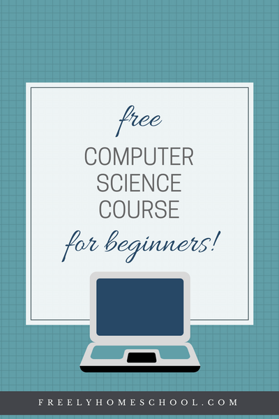 Free Computer Science Course For Beginners