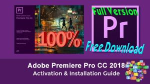 adobe premiere 2018 crack download