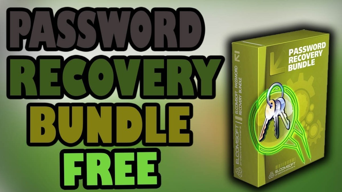 Password Recovery Bundle 2018 Crack With Serial key Full Download