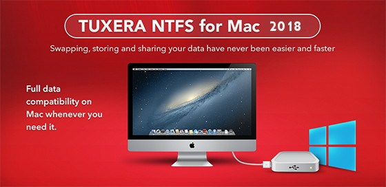 Tuxera NTFS 2018 Mac Full Crack With Serial Production Key Download