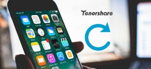 Tenorshare iPhone Data Recovery 8