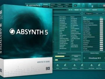 Absynth 5 Mac
