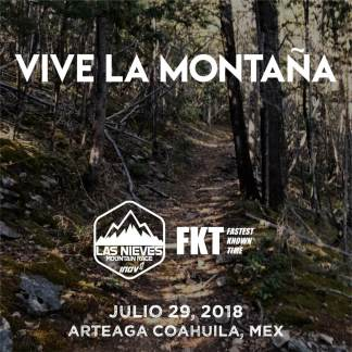 Las Nieves Mountain Race FKT 7