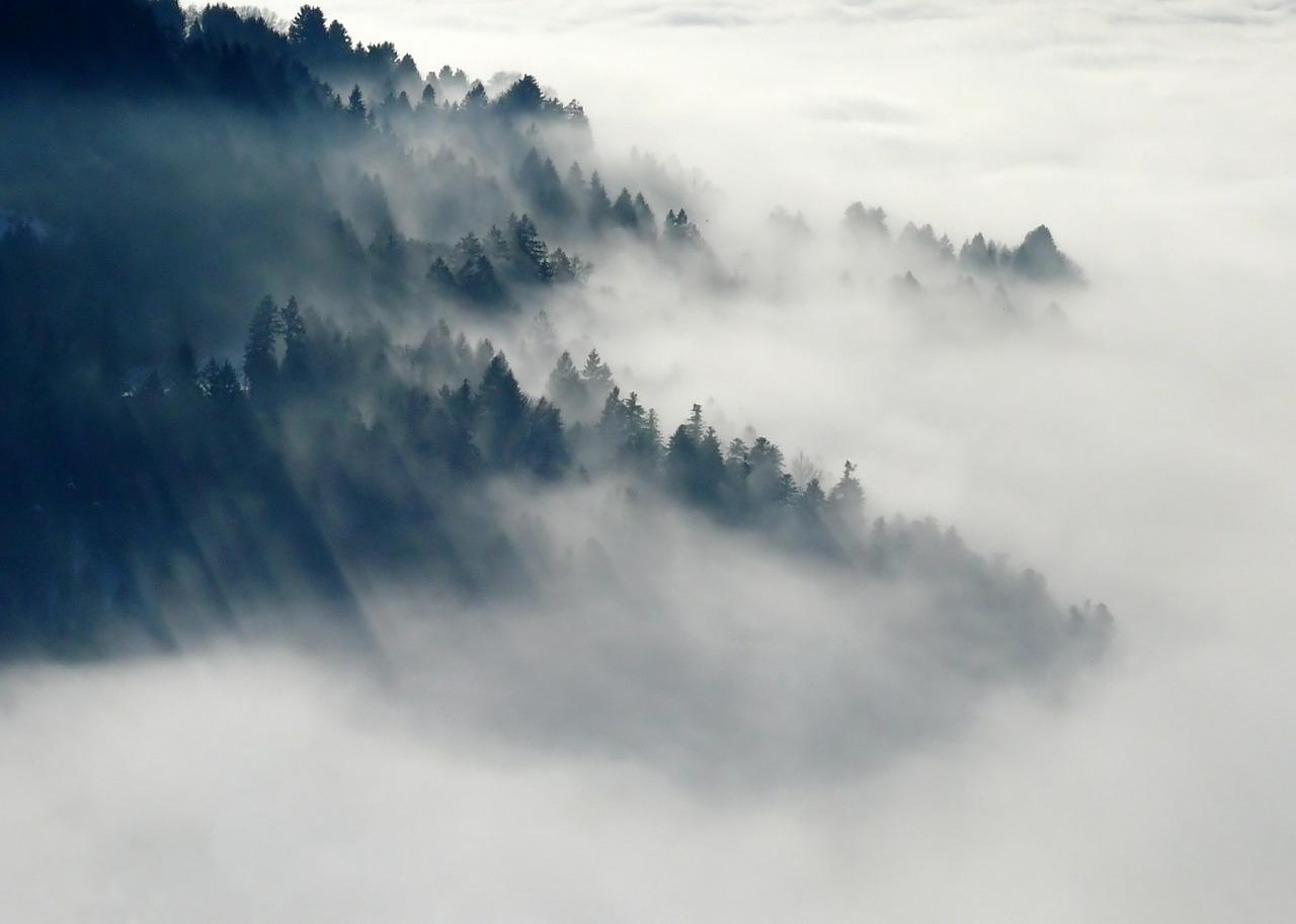 6 consejos para navegar en la montaña con poca visibilidad