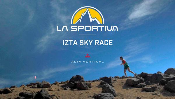 Sky Race Iztaccíhuatl