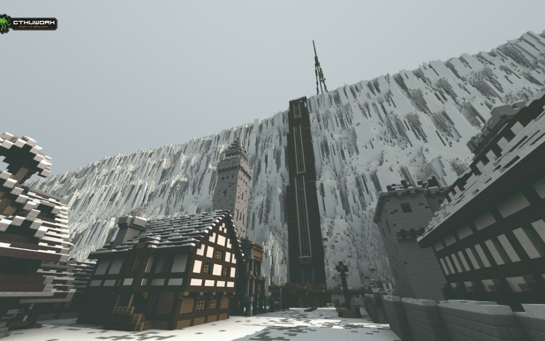 Castle Black Tier in Patreon (Yearly)