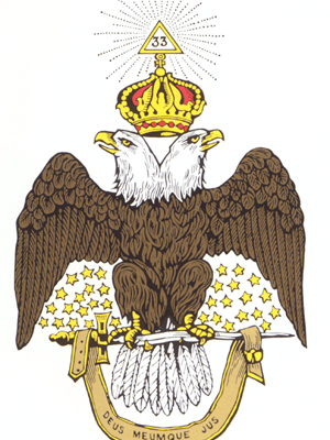 double headed eagle