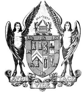 UGLE, coat of arms, Freemasonry