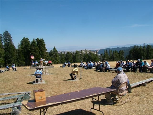 2005 Mullan Pass Historical Lodge meeting