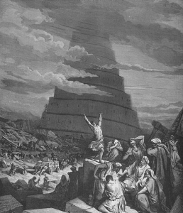 Sabines, Babel, antiquity