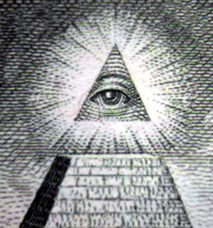 eye of god, providence, triangle eye