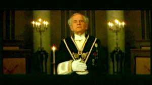 Ian Holm from hell