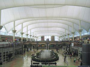 Denver International Airport_terminal