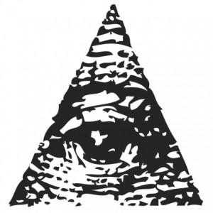 eye, god, all-seeing, triangle eye, money eye