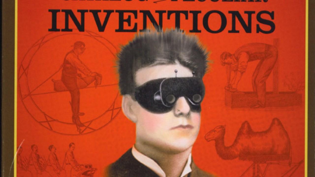 The Extraordinary Catalog Of Peculiar Inventions | Freemason