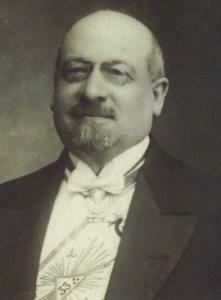 Antoine Muzzarelli, Grand Orient of France, GOdF, Alpha Lodge #301