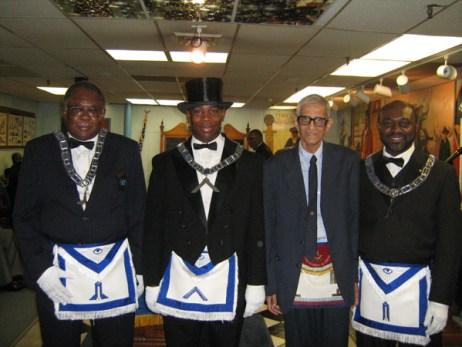 PHA, Prince Hall Masonry, black mason