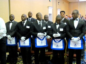 Most Worshipful Prince Hall Grand Lodge of Texas Opening