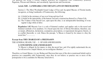The Moral Law   Freemason Information