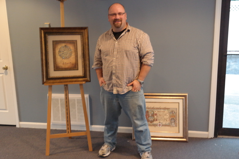 Revisiting Masonic Artist Ryan Flynn