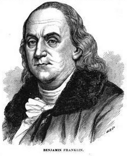 Illustrious Brother Ben Franklin and Freemasonry