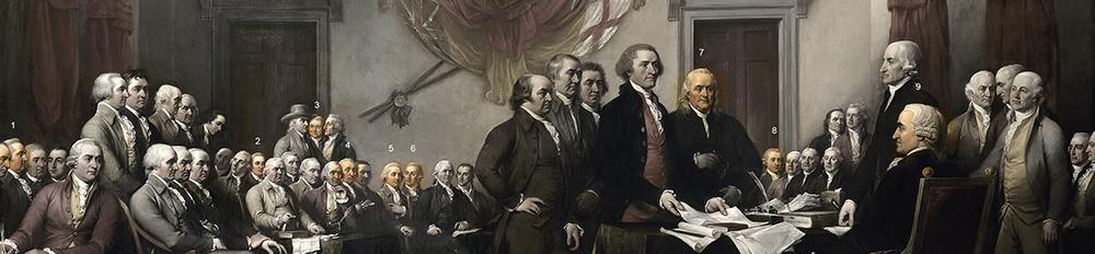 Masonic Founding Fathers