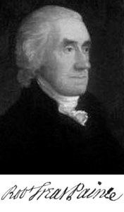 Robert Treat Paine