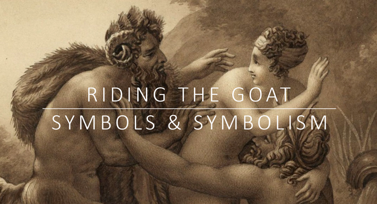 goat, Pan, symbols, symbolism