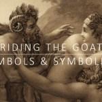 Riding the Goat – Symbols and Symbolism