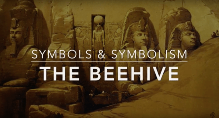 the beehive, ark, masonic symbolism