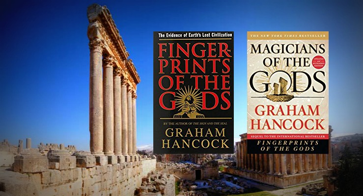 fingerprints of the gods, magicians of the gods, Graham Hancock, book review