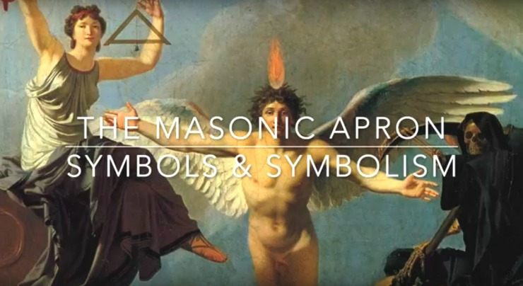 The Masonic Apron | Symbols and Symbolism