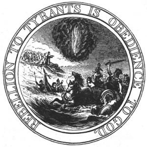 Ben Franklin, seal, united states