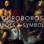 symbol, ouroboros, time, freemasonry