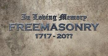 freemasonry, dying, declining membership, future of Freemasonry