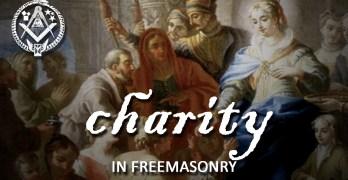 charity, faith, hope, virtue, freemasonry