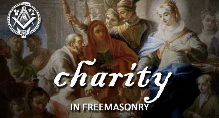 charity, faith, hope, virtue, freemasonry