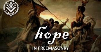 virtue, hope, faith, symbol, freemasonry