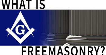 what is freemasonry, question, fraternity