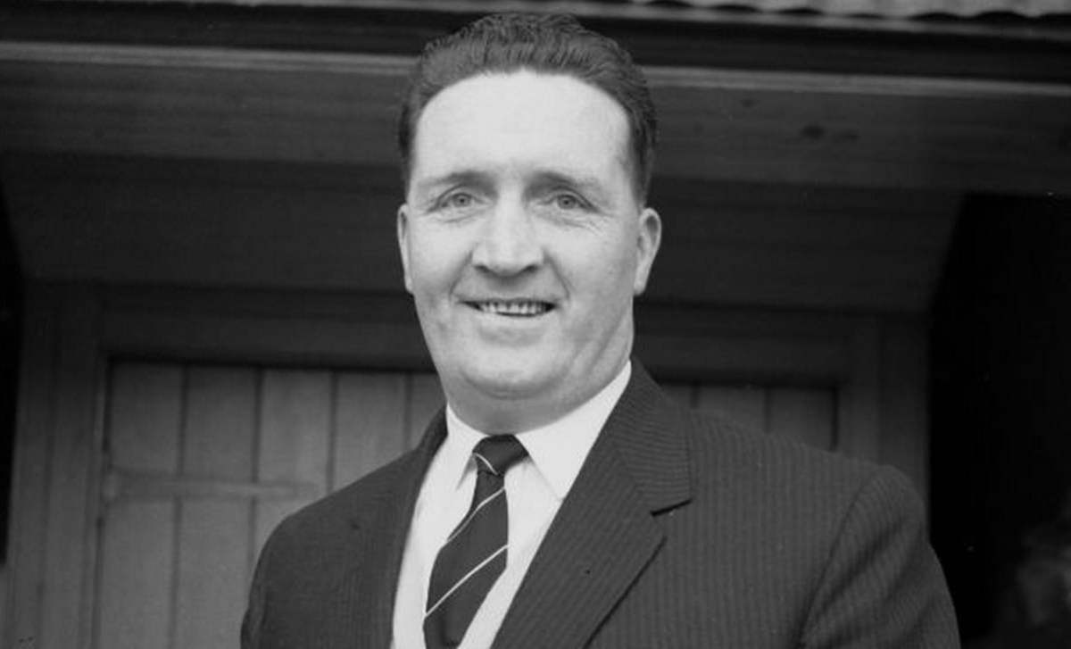 Famous Scottish Freemasons - Jock Stein 1922 - 1985