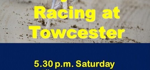 Buckinghamshire Masters Lodge 3305 An Evening Of Greyhound Racing At Towcester