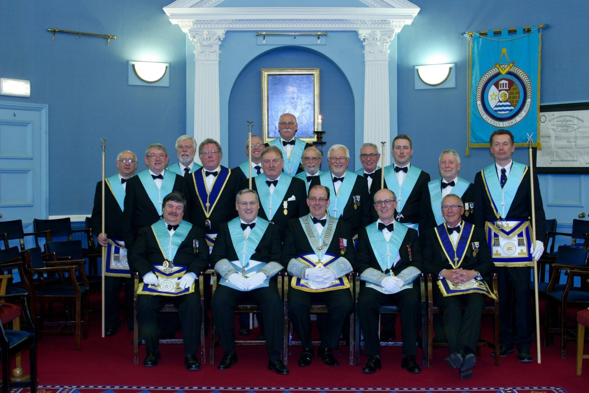 Rathcreedan Lodge 8690 Installation meeting & 40th Birthday Celebration | Rathcreedan Lodge 8690