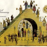 The orders and degrees of the masonic family