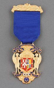 The Tercentenary Jewel